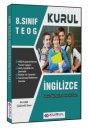 8.Sınıf TEOG İngilizce Hızlı Öğretim Ders Notları Kurul Yayıncılık