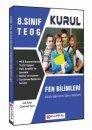 8.Sınıf TEOG Fen Bilimleri Hızlı Öğretim Ders Notları Kurul Yayıncılık