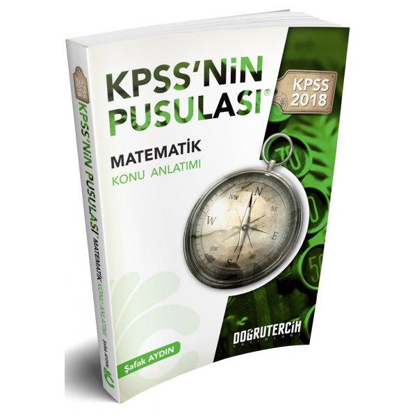2018 KPSS nin Pusulası Matematik Konu Anlatımı Doğru Tercih Yayınları *