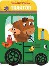 Tekerlekli Kitabım-Traktör