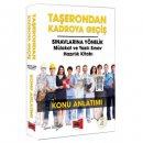 Taşerondan Kadroya Geçiş Sınavlarına Yönelik Mülakat ve Yazılı Sınav Hazırlık Konu Kitabı Yargı Yayınları