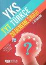 YKS 1.Oturum TYT Türkçe 20 Deneme Sınavı Nitelik Yayınları
