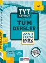 YKS 1.Oturum TYT Tüm Dersler Konu Özetli Soru Bankası Evrensel İletişim Yayınları