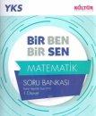 YKS 1.Oturum TYT Matematik Bir Ben Bir Sen Soru Bankası Kültür Yayınları