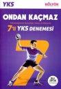 YKS 2.Oturum Ondan Kaçmaz 7 Deneme Kültür Yayınları