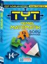 YKS 1.Oturum TYT Temel Matematik K Serisi Soru Bankası Evrensel İletişim Yayınları