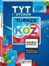 YKS 1.Oturum TYT Türkçe KOZ Serisi Soru Bankası Evrensel İletişim Yayınları