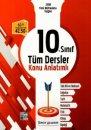 10.Sınıf Tüm Dersler Konu Anlatımlı Tercih Akademi Yayınları