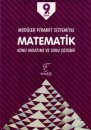 9.Sınıf Matematik Konu Anlatımı ve Soru Çözümü Karekök Yayınları