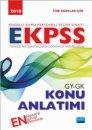 2018 EKPSS Genel Yetenek Genel Kültür Konu Anlatımı Nobel Yayınevi