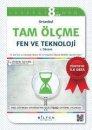 8. Sınıf Tam Ölçme Fen ve Teknoloji Bilfen Yayınları