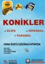 Yüzdeyüz Yayınları Konikler Elips Hiperbol Parabol Konu Özetli Çözümlü Kitapçık