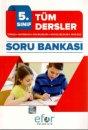 5. Sınıf Tüm Dersler Soru Bankası Efor Yayınları