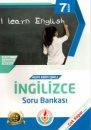 7. Sınıf Adım Adım İngilizce Soru Bankası Işıklı Yayınları