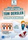 2. Sınıf Tüm Dersler Soru Bankası Bulut Yayınları