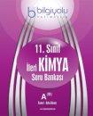 11. Sınıf İleri Kimya Soru Bankası Temel Orta Düzey (AB) Bilgi Yolu Yayınları