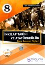 8. Sınıf T.C. İnkılap Tarihi ve Atatürkçülük Ders Anlatım Föyü Bilgi Yolu Yayınları