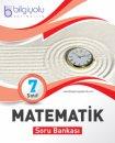 7. Sınıf Matematik Soru Bankası Bilgi Yolu Yayınları