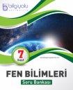 7. Sınıf Fen Bilimler Soru Bankası Bilgi Yolu Yayınları