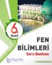 6. Sınıf Fen Bilimleri Soru Bankası Bilgi Yolu Yayınları