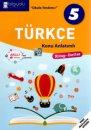 5. Sınıf Türkçe Konu Anlatımlı Bilgi Yolu Yayınları