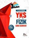 YKS 1. ve 2.Oturum TYT 3 Adım Fizik Soru Bankası Fix Yayınları