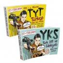 TYT - YKS Türkçe ve Türk Dili Edebiyatı Video Ders Notları Seti Kadir Gümüş Benim Hocam Yayınları
