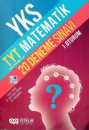 YKS 1.Oturum TYT Matematik 20 Deneme Sınavı Nitelik Yayınları