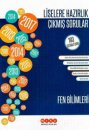 Liselere Hazırlık Fen Bilimleri 193 Çözümlü Çıkmış Sorular Merkez Yayınları