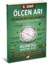Arı Yayınları Ölçen Arı LGS Liselere Giriş Sınavı 8. Sınıf Fen Bilimleri Soru Bankası