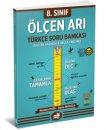 Arı Yayınları Ölçen Arı LGS Liselere Giriş Sınavı 8. Sınıf Türkçe Soru Bankası