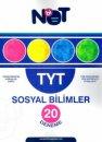 YKS 1.Oturum TYT Sosyal Bilimler 20 Deneme Binot Yayınları