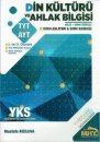 YKS 1. ve 2. Oturum TYT AYT Din Kültürü Bilgi Süreçli Konu Anlatımı Soru Bankası Mikro Hücre Yayınları