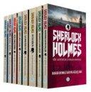 Sherlock Holmes Seti 8 Kitap - Sir Arthur Canan Doyle - Maviçatı Yayınları