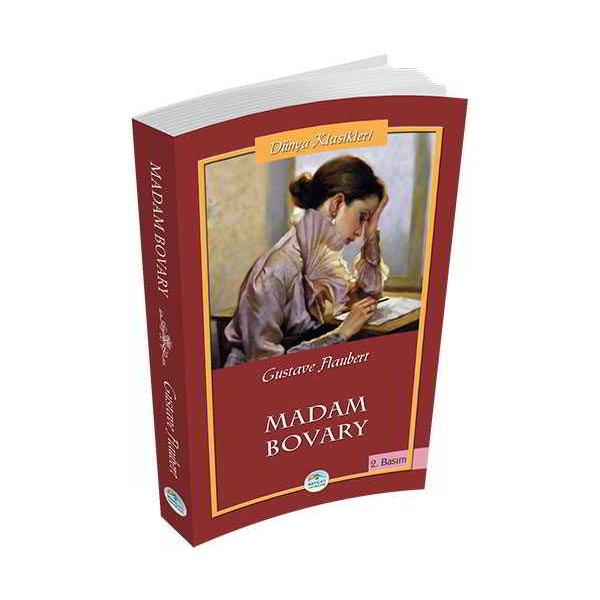 Madam Bovary - Gustave Flaubert