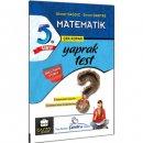 5. Sınıf Matematik Çek Kopar Yaprak Test Çanta Yayınları