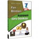 7. Sınıf Fen Bilimleri Kazanım Soru Bankası Çanta Yayınları