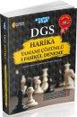 DGS Harika Tamamı Çözümlü 5  Fasikül Deneme  Akıllı Adam Yayınları