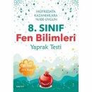 8. Sınıf Fen Bilimleri Nartest Yayınları