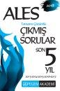 2018 ALES Tamamı Çözümlü Son 5 Yıl Çıkmış Sorular  Pegem Yayınları