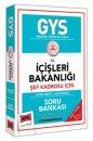 GYS T.C. İçişleri Bakanlığı Şef Kadrosu İçin Konu Özetli Soru Bankası Yargı Yayınları