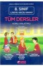 8.Sınıf LGS Tüm Dersler Konu Anlatımlı Esen Yayınları