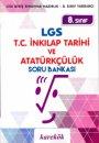 8.Sınıf LGS T.C. İnkılap Tarihi ve Atatürkçülük Soru Bankası Karekök Yayınları