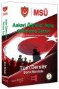 Milli Savunma Üniversitesi Askeri Öğrenci Aday Belirleme Sınavı Tüm Dersler Soru Bankası Yargı Yayınları