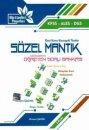 KPSS ALES DGS Sözel Mantık Çözümleriyle Öğreten Soru Bankası Dörttedört Yayınları