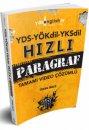 YÖKDİL YKSDİL YDS Hızlı Paragraf Soru Bankası Benim Hocam Yayınları