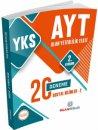 YKS 2. Oturum AYT Sosyal Bilimler 2 Deneme 20 li Puan Yayınları