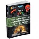 YKS - TYT Temel Matematik Tamamı Çözümlü Soru Bankası Akıllı Adam Yayınları