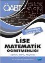 2018 ÖABT Lise Matematik Öğretmenliği  Detaylı Konu Anlatımı Nobel Akademi