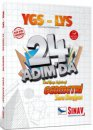 YGS LYS Geometri 24 Adımda Özel Konu Anlatımlı Soru Bankası Sınav Dergisi Yayınları